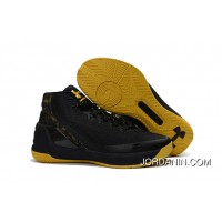Cheap Under Armour Curry 3 Black/Taxi 2016 Best