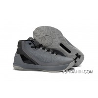 Cheap Under Armour Curry 3 Grey White Discount