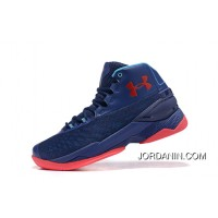 Buy Under Armour Curry 3.5 Blue Red Mens Shoes Top Deals