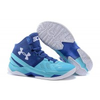 """Under Armour Curry 2 """"Father To Son"""" Pacific/Europa Shoes For Sale Hot"""