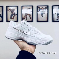 Latest The Network Red Hot Sale Nike Women Shoes 2018 New COURT LITE Light Breathable Women Sport Shoes Tennis Shoes 845021-100 Women God Small White Shoes