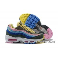 Newest Style Women Nike Air Max 95 Sneakers SKU:270910-239
