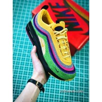 New Year Deals Women Sean Wotherspoon Nike Air Max 97 Hybrid SKU:114550-251