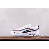 Outlet Women Sean Wotherspoon Nike Air Max 97 Hybrid SKU:188174-288