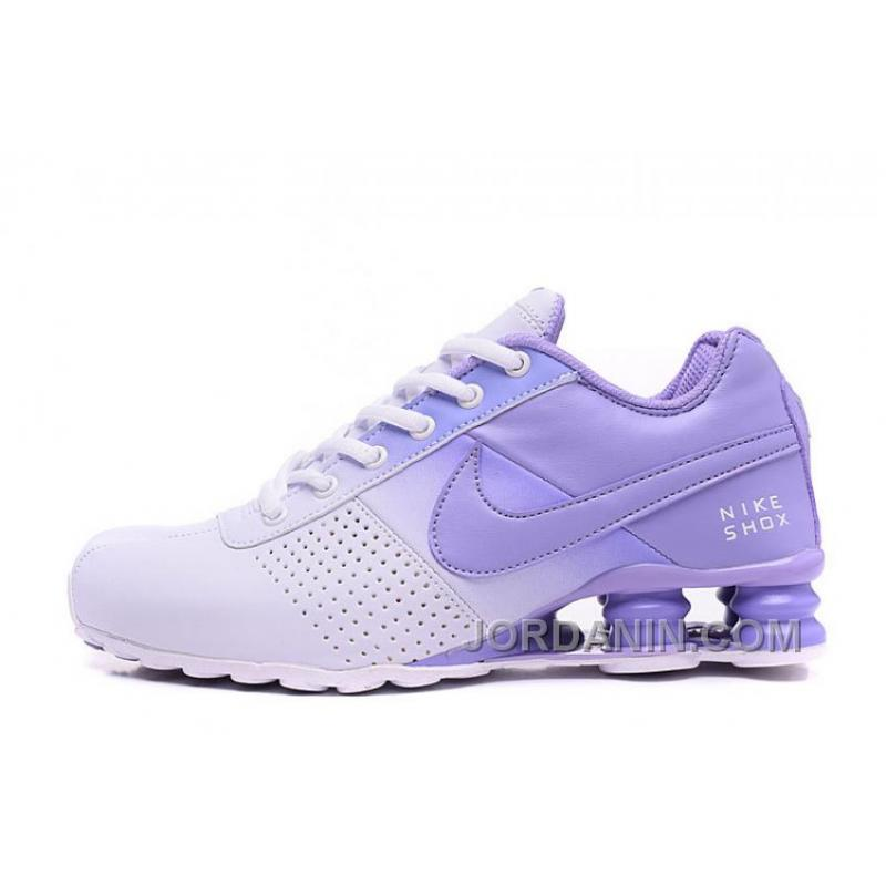 af83d502a696 ... uk women nike shox deliver white purple 809 2016 in stock best 8985c  346c0