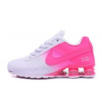 Women Shox Deliver Pink White Best