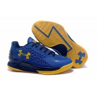 Cheap Womens Under Armour Curry One Low Warriors
