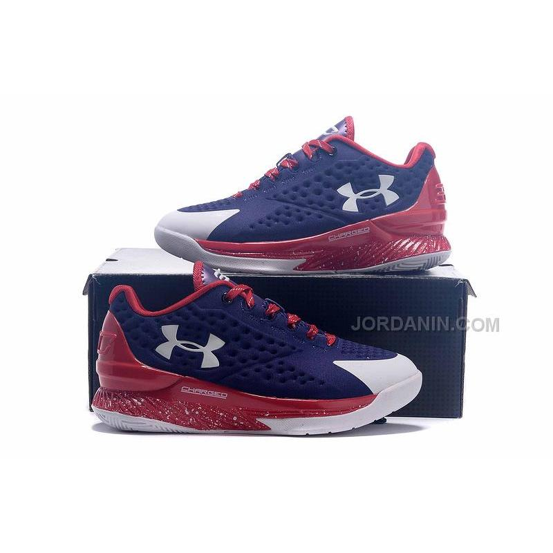 aa89396f8c8 ... Cheap Womens Under Armour Curry One Low Purple Red White
