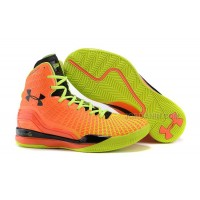 Hot Under Armour Curry One Orange Black Yellow