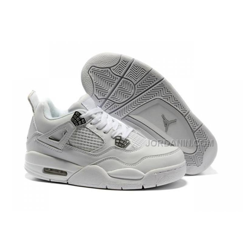 big sale 954eb 81297 USD  85.00. Discount Nike Air Jordan 4 Womens Basketball Shoes ...