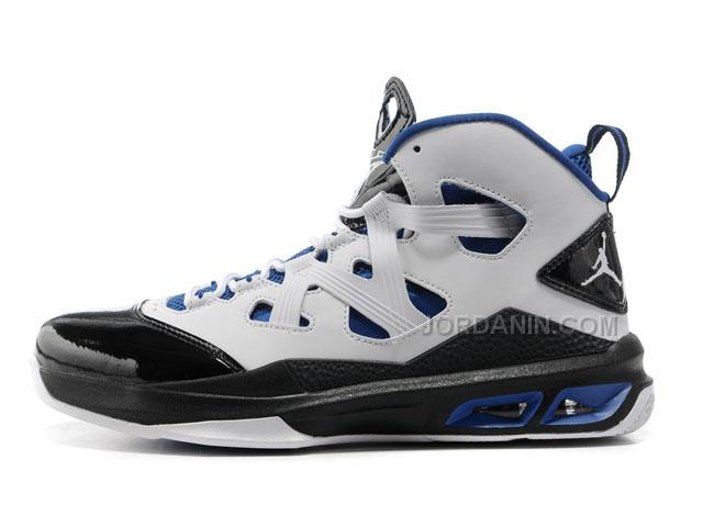 764746a9dcb Discount Jordan Melo M9 Carmelo Anthony IX Shoes White/Black/Blue ...