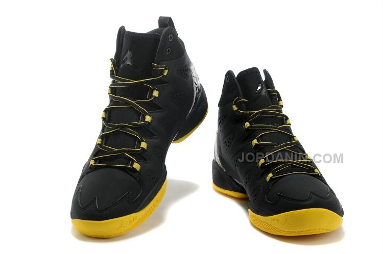ce8a3aec5ce7ac Jordan Melo M10 Carmelo Anthony X Black-Yellow For Sale