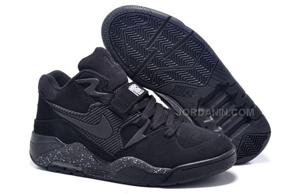 1f11c7c8146a Cheap Charles Barkley Shoes Nike Air Force 180 Low All Black