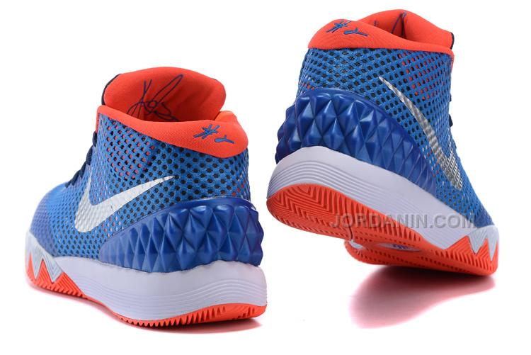 """new product 7b7d7 3098a Nike Kyrie Irving 1 """"USA Independence Day"""" For Sale Low Price"""