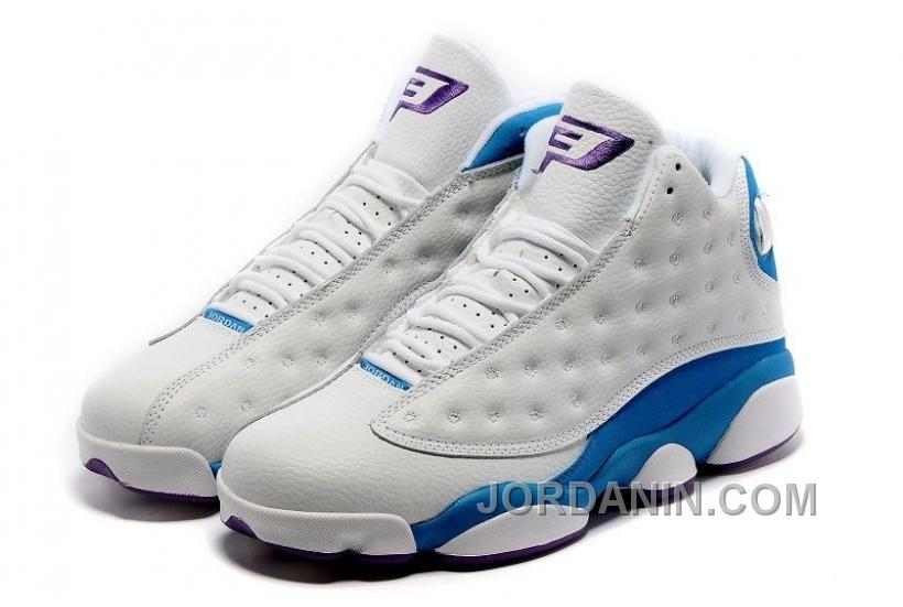 """save off 3dce0 747df Girls Air Jordan 13 Retro GS """"CP3 Hornets Home"""" For Sale"""
