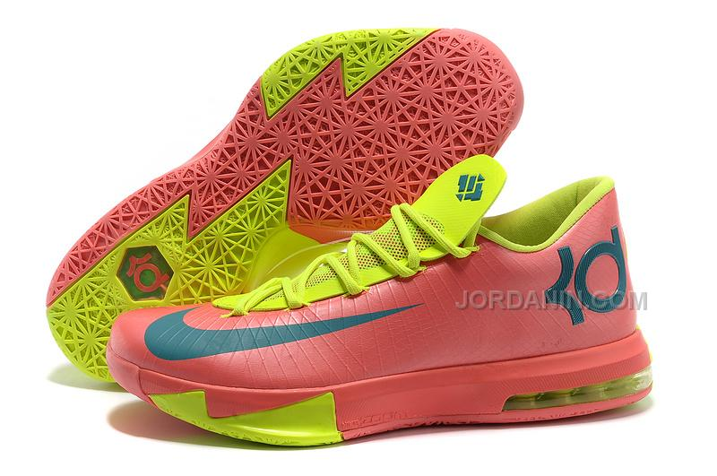 Men Nike Zoom KD VI Basketball Shoe 239
