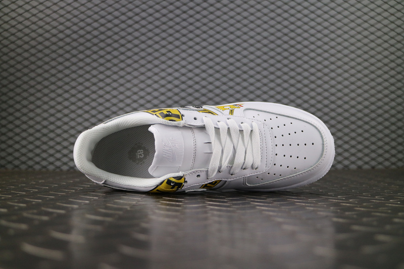 753728a4628d Nike Air Force 1 7 OFF-WHITE To Be Publishing One Special Simpson To ...