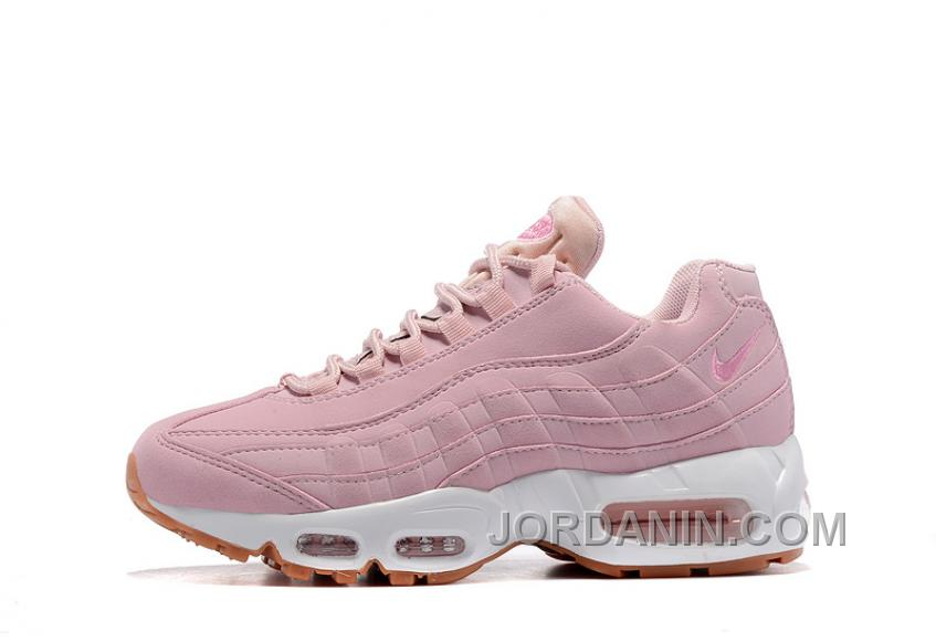 chaussures de séparation 8a20a 95ca2 Nike Air Max 95 2017 Spring New Pink Women Lastest
