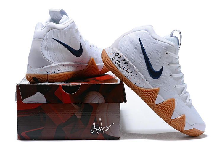 """hot sale online e2df6 f7a7b Nike Kyrie 4 """"Uncle Drew"""" New Style"""