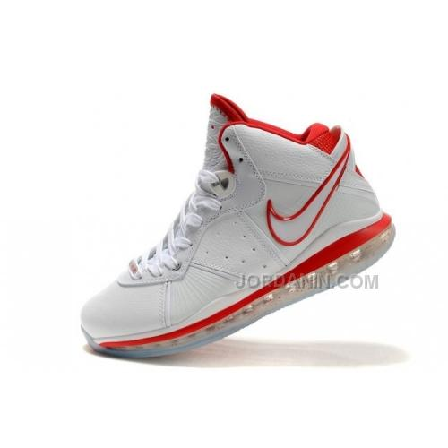 check out f03d2 b0842 Nike Lebron 8 China Edition White White Sport 417098-101 Hot