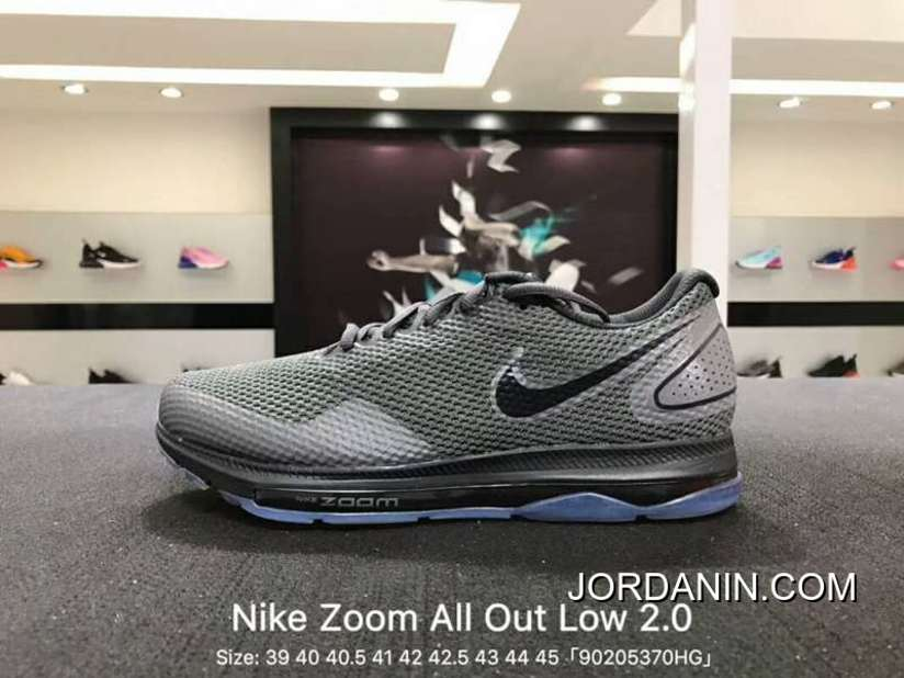 6a1d23d304b9 Big Discount Nike Zoom All Out Bottom 2 0 Filaments Palm Padded Running Shoes  Aj0035-