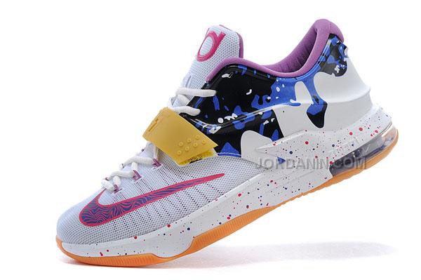reputable site 5d687 41b74 ... discount online nike zoom kd 7 gs pbj peanut butter and jelly 0f097  8efe7