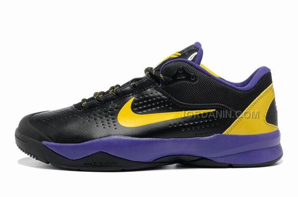 0a2c51fac6b875 ... Nike Zoom Kobe Venomenon 3 Black Purple Gold Online .