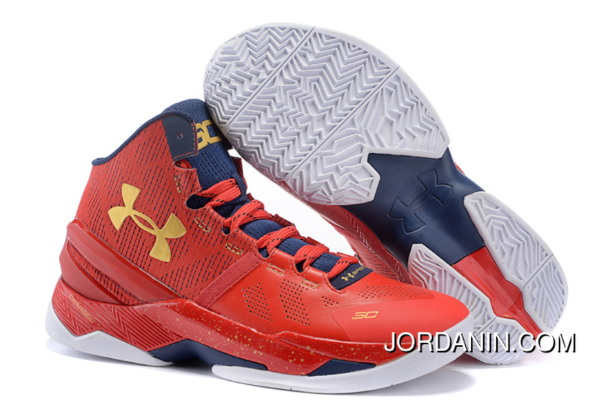 Under Armour Curry Two Floor General Sneaker Online