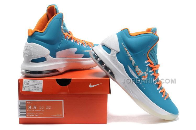 7c48d5a7591a Women Nike KD 5 Basketball Shoe 202 New Arrival