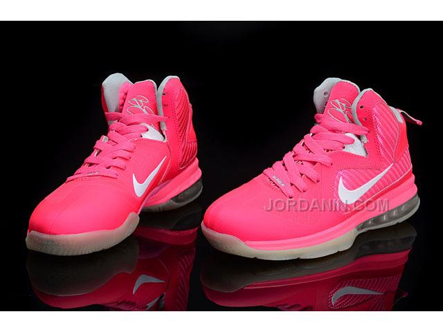 Shoes Pink Arrival New 9 Women Basketball Price LeBron Nike Zoom 0Acrq0p 692cd3b677